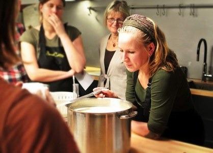 Inscríbete en un curso de cocina